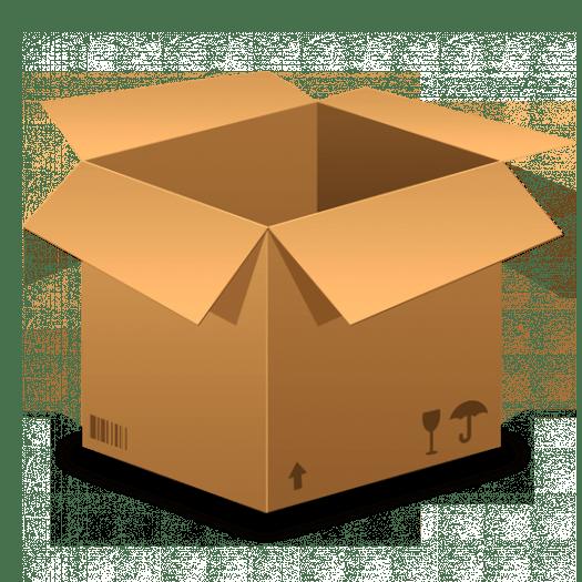 Ящик для экспорта