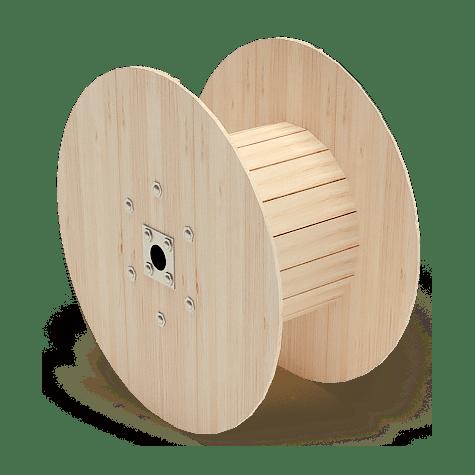 Кабельный барабан