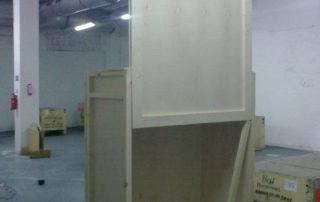 Ящик для транспортировочной упаковки