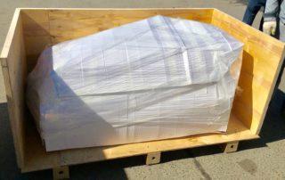 Упаковка оборудования, процесс