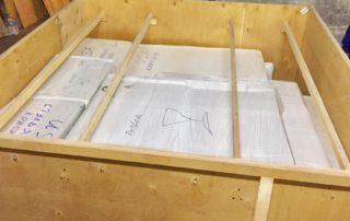 Упаковка мебели и личных вещей