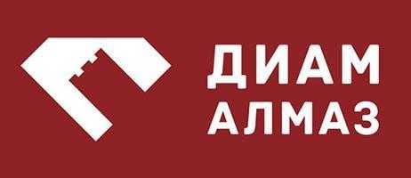 Логотип «ДИАМ АЛМАЗ»