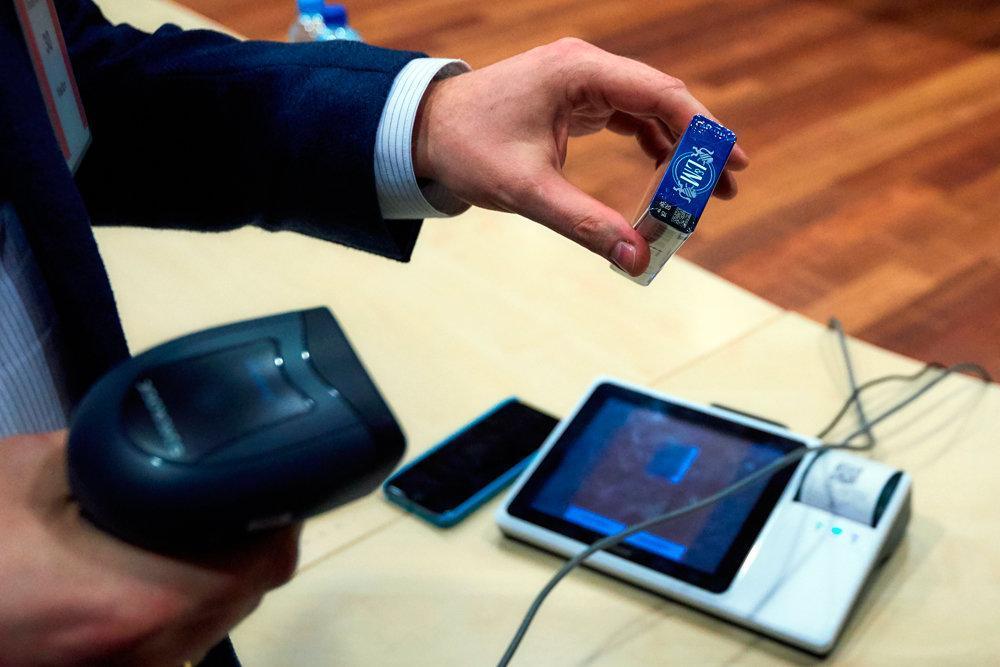 Жители Тулы смогут узнавать информацию о товаре из цифровой маркировки
