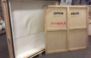 Многоразовый ящик для транспортировки