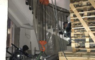 Такелажные работы
